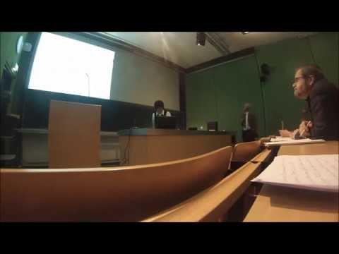 Max-Planck-Institut in Hamburg, Deutschland. Doktorarbeit. マックスプランク研究所におけるPh.D.審査