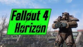 HUGE Horizon Updates New Playthrough - Fallout 4 Horizon - Episode 8
