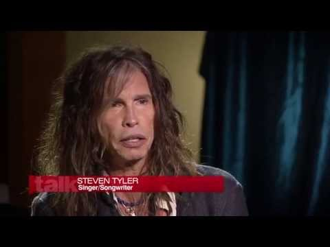 STEVEN TYLER talks to Monita Rajpal
