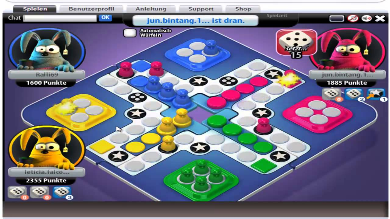 Ludo Game - Play online at