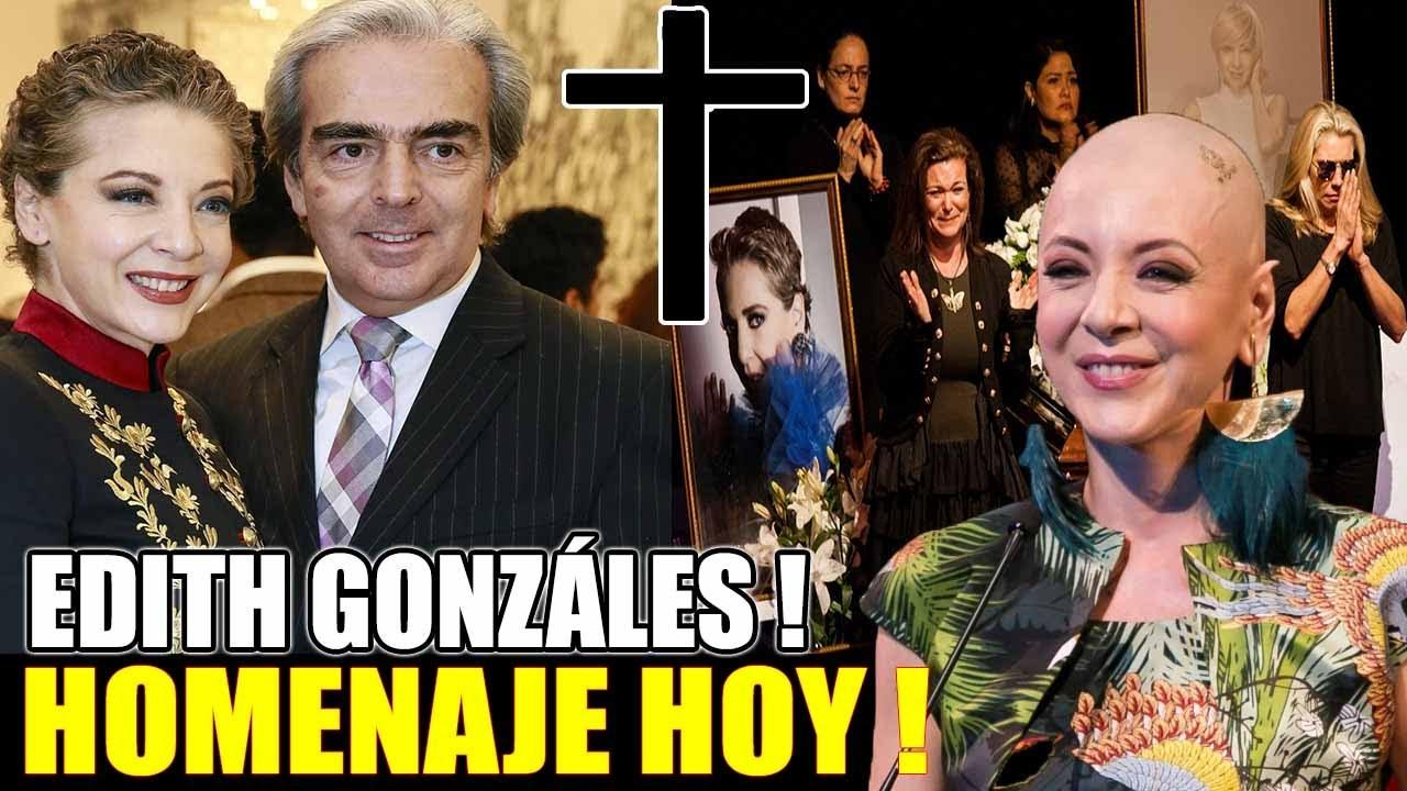 🔥 ULTIMA HORA ! Revelan LAMENTABLE NOTICIA ! Homenaje a Edith Gonzáles , HACE UNAS HORAS ! HOY 2021