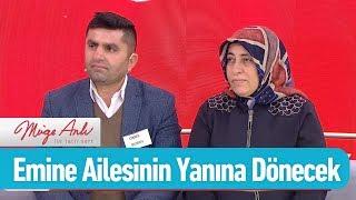Emine ailesinin yanına dönmeye ikna oldu - Müge Anlı ile Tatlı Sert 24 Ocak 2020