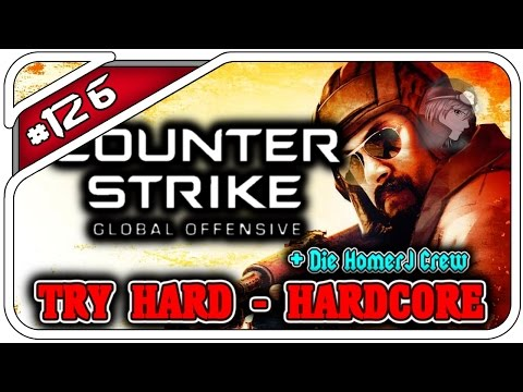 CS:GO TRY HARD HARDCORE #126 - HEAVEN UND LINKS - Mit HDHome