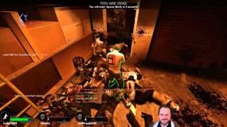 Let's Multiplayer: Left 4 Dead 2 [2014-10-18 Livestream]