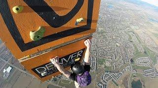GoPro Awards: Worlds Highest Rock Climbing Wall thumbnail