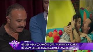 Ünlü Oyuncu Tolga Çevik'in İlk Kez Çocuklarıyla Birlikte Rol Aldığı Filmin Galasından Neşeli Anlar