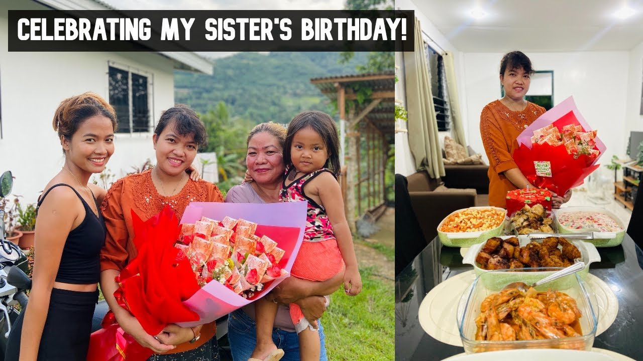 Download Countryside Diaries | My Sister's Birthday Celebration - Province Philippines