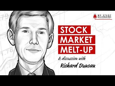 173 TIP. Stock Market Melt-Up & Quantitative Tightening With Richard Duncan
