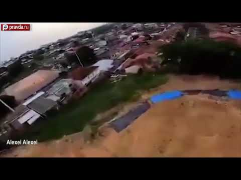 Craig Stevens - Skydiver falls from the sky, slams into house, but stays alive