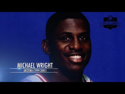 2018 Pac-12 Hall of Honor Inductee: Arizona men's basketball standout Michael Wright