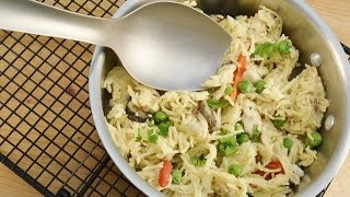 One Pot Turkey Tetrazzini Recipe | Radacutlery.com