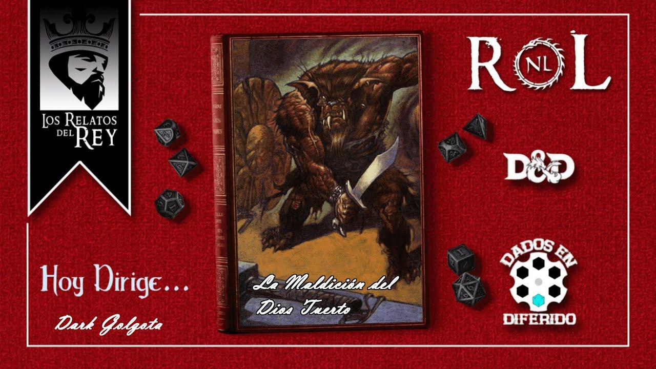 Los Relatos del Rey - La Maldición del Dios Tuerto Ep3 (FINAL)