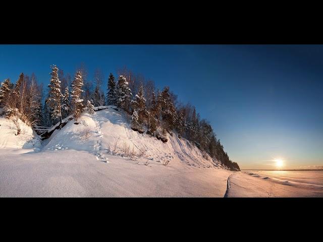 Изображение предпросмотра прочтения – РоманЗакиров читает произведение «Северная Двина» О.А.Фокиной