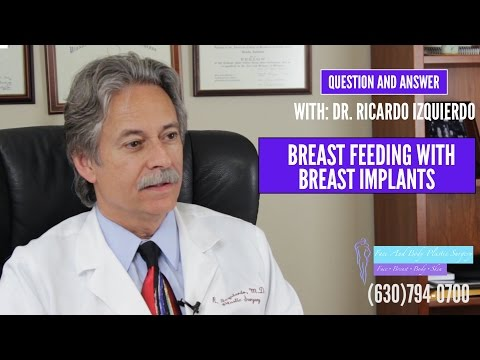 Breast Feeding with breast implants   possible   what are the risks