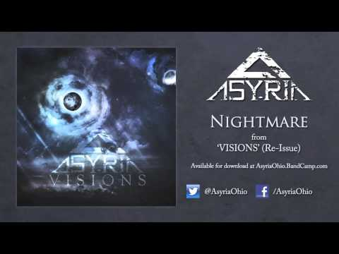 Asyria - Nightmare - Visions (Re-Issue)