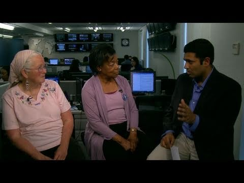 Freedom Riders Discuss 50th Anniversary of Protest Movement