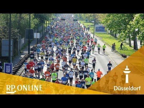 Der Düsseldorf Marathon 2017