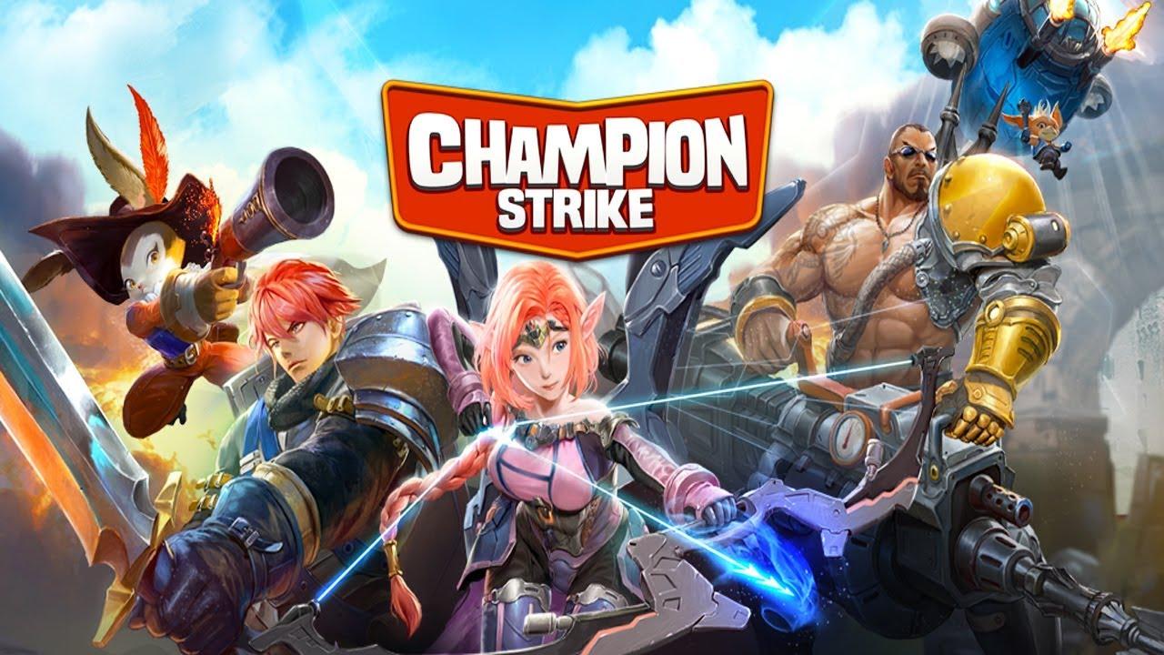 Champion Strikeastuce hack et triche