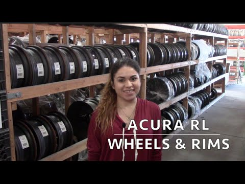 Factory Original Acura RL Wheels Acura RL Rims OriginalWheels - Acura rl wheels