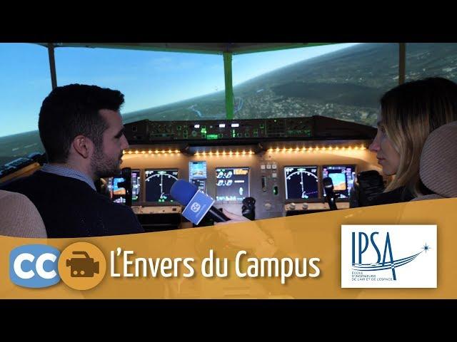 Découvrez l'Envers du Campus de l'IPSA