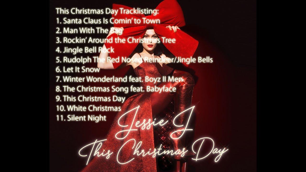 Jessie J This Christmas Day.The Christmas Album Jessie J Mp3