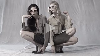 ceft and company: behind the scenes with models egle and leva Thumbnail