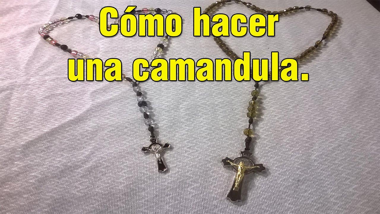 c68b36903038 Cómo hacer una camándula - Pedro Jesús Misionero - imclips.net