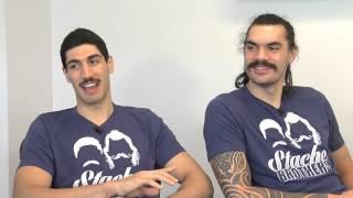 Thunder Stache Bros
