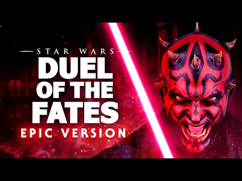 STAR WARS: Duel Of The Fates  Epic Music Version