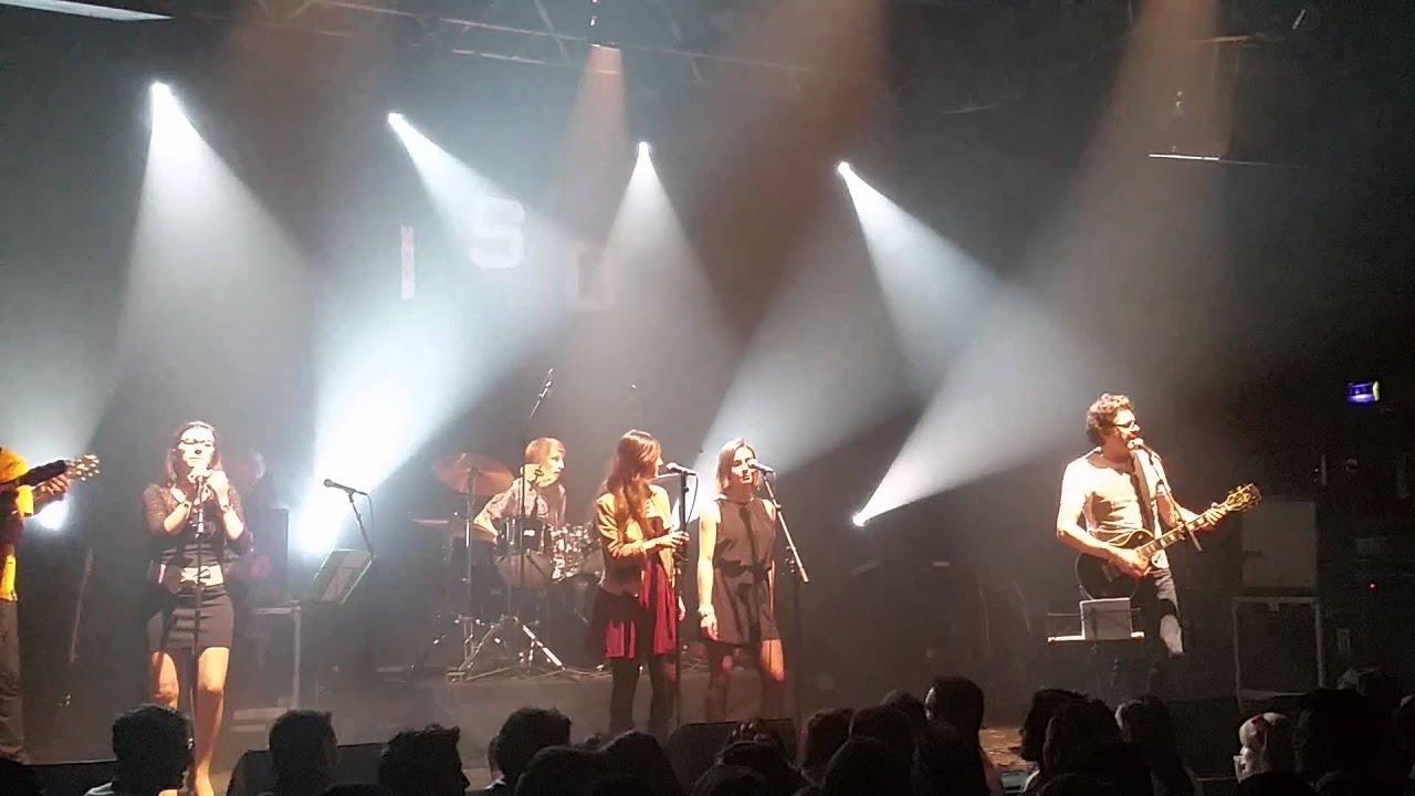 Concert 2015 ISO Lyon - Ninkasi Kao - Further On Up the Road - YouTube