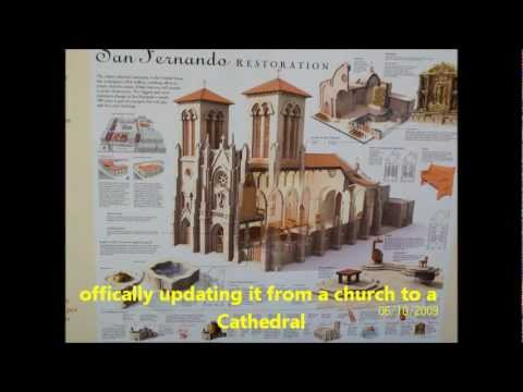 The History Of The San Fernando Cathedral San Antonio