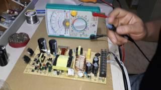 ซ่อมวงจร Switching Power Supply 12V 30A ไม…