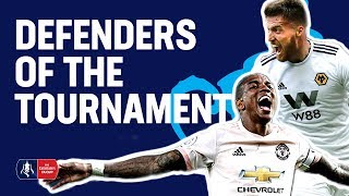 Young, Doherty, Zinchenko? Pick YOUR Defender of the Tournament!   Emirates FA Cup 18/19