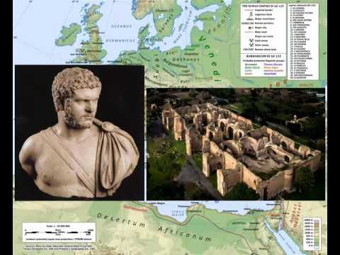 Roman History 21 - Septimius To Alexander 197-222 AD