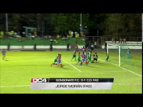 Gol - Jorge Moran (Fas)