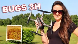 Best Beginner Hobby Grade Drone - Bugs 3H - TheRcSaylors
