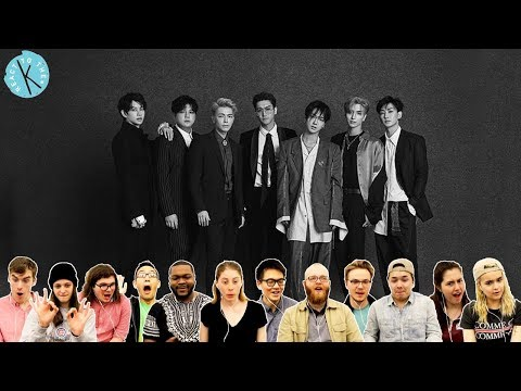 Classical Musicians React: Super Junior 'Black Suit' vs 'Runaway'