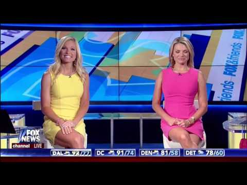 Heather Nauert & Anna Kooiman  9-1-16