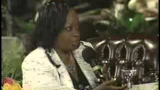 Juanita Bynum & Dr  Cindy Trimm    Women on the Front line 3