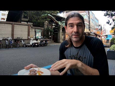 Tsukiji Fish Market - Japanese Seafood Street Tour
