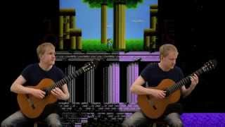 The Battle of Olympus – Title Theme (Classical Guitar)