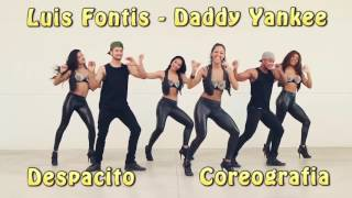 Despacito - Coreografia by Carioca Dance Ballett - Ballo di Gruppo 2017 MP3
