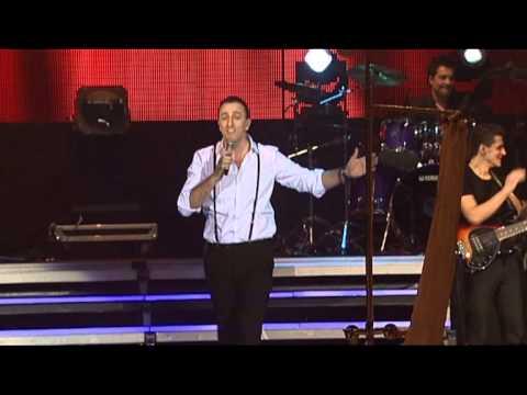 Sergej Cetkovic - Koncert u KOMBANK Areni 2013
