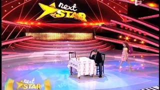 Miruna Coman, scenetă cu Gabriel Duțu - Next Star