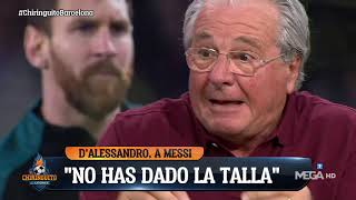 D'ALESSANDRO: