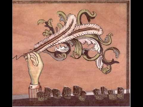 Arcade Fire - In The Backseat
