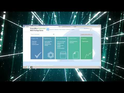 ProjectWise Construction Work Package Server - Project Delivery Software
