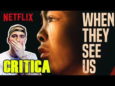 CRÍTICA: ASÍ NOS VEN (When They See Us) | UNA HISTORIA DESGARRADORA | #NETFLIX