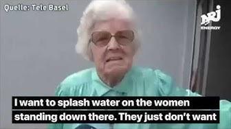 Schweizer Oma vs Prostituierte