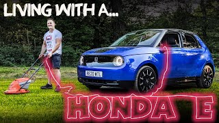 Living With A Honda E